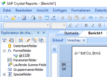 GS1128 barcode crystal reports formelfelder